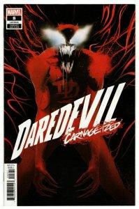 Daredevil #8 Garbett Carnage-Ized Variant (Marvel, 2019) NM