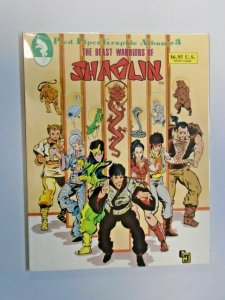 Beast Warriors of Shaolin GN (Pied Piper Press Graphic Album #3) #1, NM- 1986