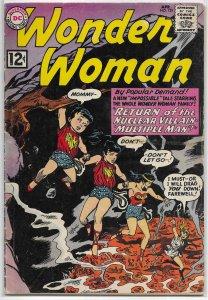 Wonder Woman   vol. 1   #129 GD Wonder Woman Family, Kanigher/Andru