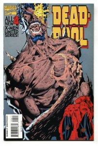 Deadpool #4 1994 high Grade movie comic book vf+