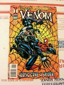Venom Along Came A Spider #1 1st Hybrid Marvel 1996