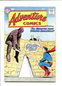 ADVENTURE #274 1960-SUPERBOY-MONSTER ON SEESAW FN