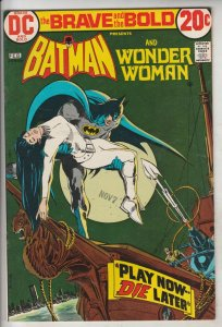 Brave and the Bold, The #105 (Feb-73) NM- High-Grade Batman, Wonder Woman