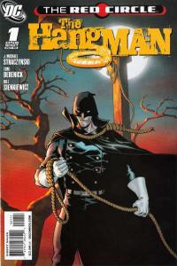 Red Circle: The Hangman #1, VF+ (Stock photo)