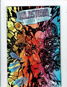 Wildstorm Summer Special DC Comic Book Gaijin Studios Ellis Azzarello # 1 MS14