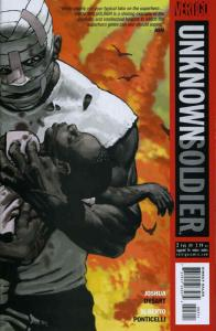 Unknown Soldier (4th Series) #3 VF/NM; DC/Vertigo | save on shipping - details i