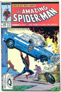 AMAZING SPIDER-MAN #306 1988-MARVEL COMICS-MCFARLANE-- NM
