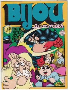 Bijou Funnies #5 (Apr-72) NM- High-Grade Nard N' Pat, Snappy Sammy Smoot, Lit...