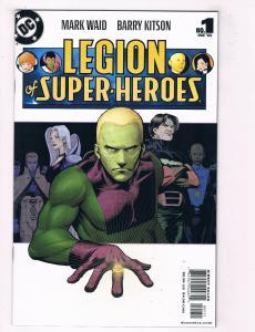 Legion Of Superheroes #1 FN DC Comics Comic Book Feb 2005 DE37 TW7