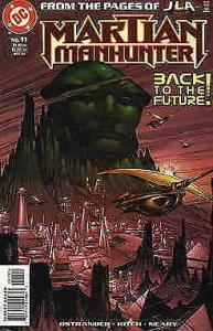 Martian Manhunter #11 VF; DC | save on shipping - details inside
