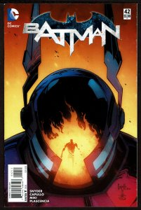 Batman #42 New 52 (Sep 2015, DC) 0 7.5 VF-