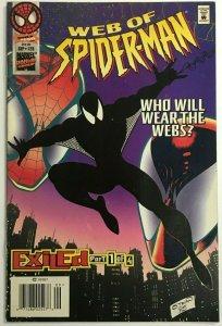 WEB OF SPIDER-MAN#128 VF 1996 MARVEL COMICS