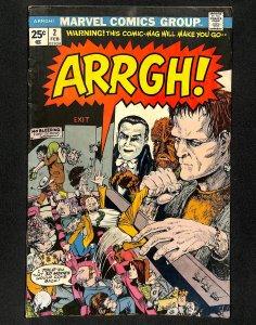 Arrgh! #2
