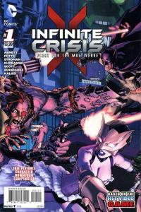 Infinite Crisis: Fight for the Multiverse #1, NM (Stock photo)