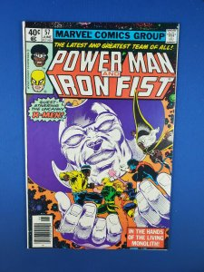 POWER MAN AND IRON FIST 57 VF NM UNCANNY X MEN 1979