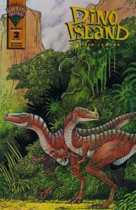 Dino Island #2 FN; Mirage | save on shipping - details inside