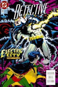 Detective Comics (1937 series) #644, NM + (Stock photo)