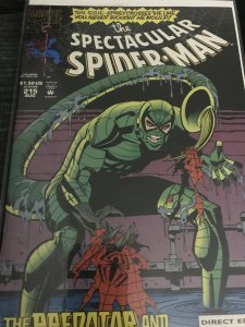 Marvel The Spectacular Spider-Man #215 Mint