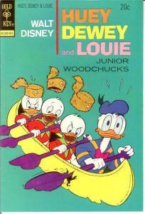 HUEY DEWEY & LOUIE (1966-1984 GK) 24 VF Jan. 1974 COMICS BOOK