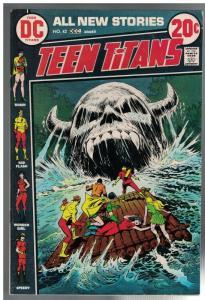 TEEN TITANS (1966) 42 VG-F   December 1972