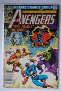 The Avengers, 220