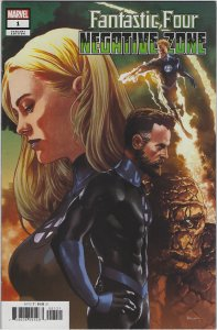 Fantastic Four: Negative Zone #1 Variant