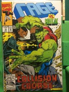 Cage #10 vs Hulk