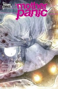 Mother Panic #10A VF/NM; DC | save on shipping - details inside