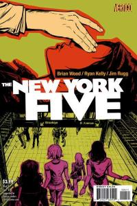 New York Five #4, VF (Stock photo)