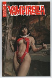 Vampirella #24 Cvr E Cosplay Variant (Dynamite, 2021) NM