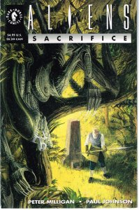 Aliens: Sacrifice #1 (1993)
