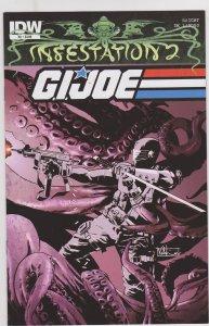 Infestation 2: G.I. Joe #2