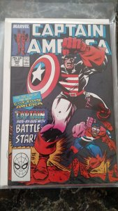 Captain America #349 (Marvel,1989) Condition NM