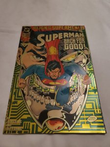 Superman 82 Very Fine/Near Mint