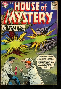 House of Mystery #81 (1958)