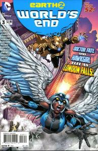 Earth 2: World's End #3 VF/NM; DC   save on shipping - details inside