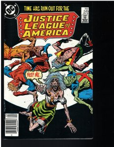 Justice League of America #249 (1986)
