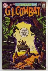 G.I. Combat # 133 Strict NM- High-Grade Joe Kubert, Jeb Stuart the Haunted Tank