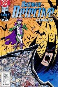 Detective Comics (1937 series) #617, NM- (Stock photo)
