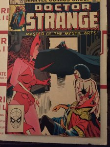 Doctor Strange #60 Dracula pt 2