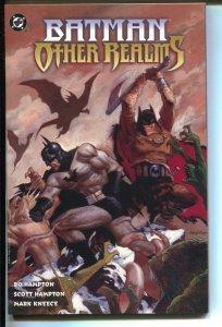 Batman: Other Reams-Ed Hampton-TPB-trade