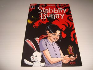 STABBITY BUNNY # 3 (2018 SCOUT)