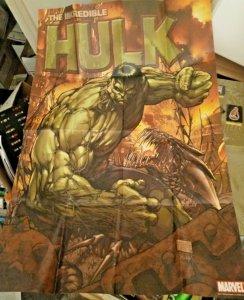 The Incredible Hulk Marvel Comic Promo Poster:Michael Turner Art 24x36 New