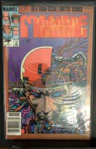 Machine Man #2 (1984)