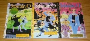 Sebastian O #1-3 VF/NM complete series - grant morrison - vertigo comics set 2