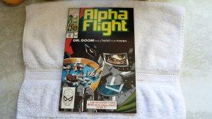 1990 MARVEL COMICS ALPHA FLIGHT # 91
