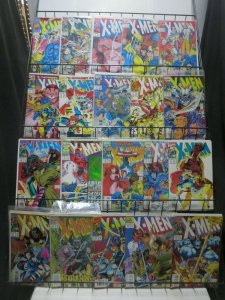 X-Men (Marvel 1991-2006) Mini-Library Lot of 78Diff 15 Years of Mighty Mutants!