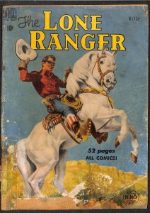The Lone Ranger #21 (1950)