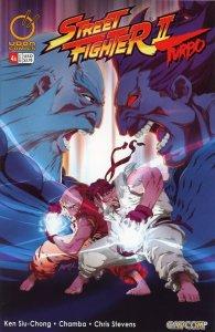 Street Fighter II Turbo #4 (A) Udon Comics Jeffrey Cruz Cover A