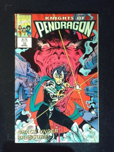 Knights of Pendragon (UK) #10 (1993)
